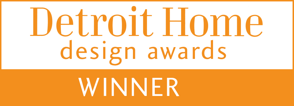 Detroit Home Design Awards Winner